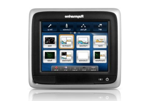 a67 multifunction sonar display