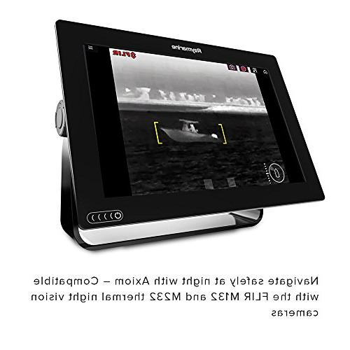 Raymarine Finder with in GPS, Chirp and RealVision with Transducer and