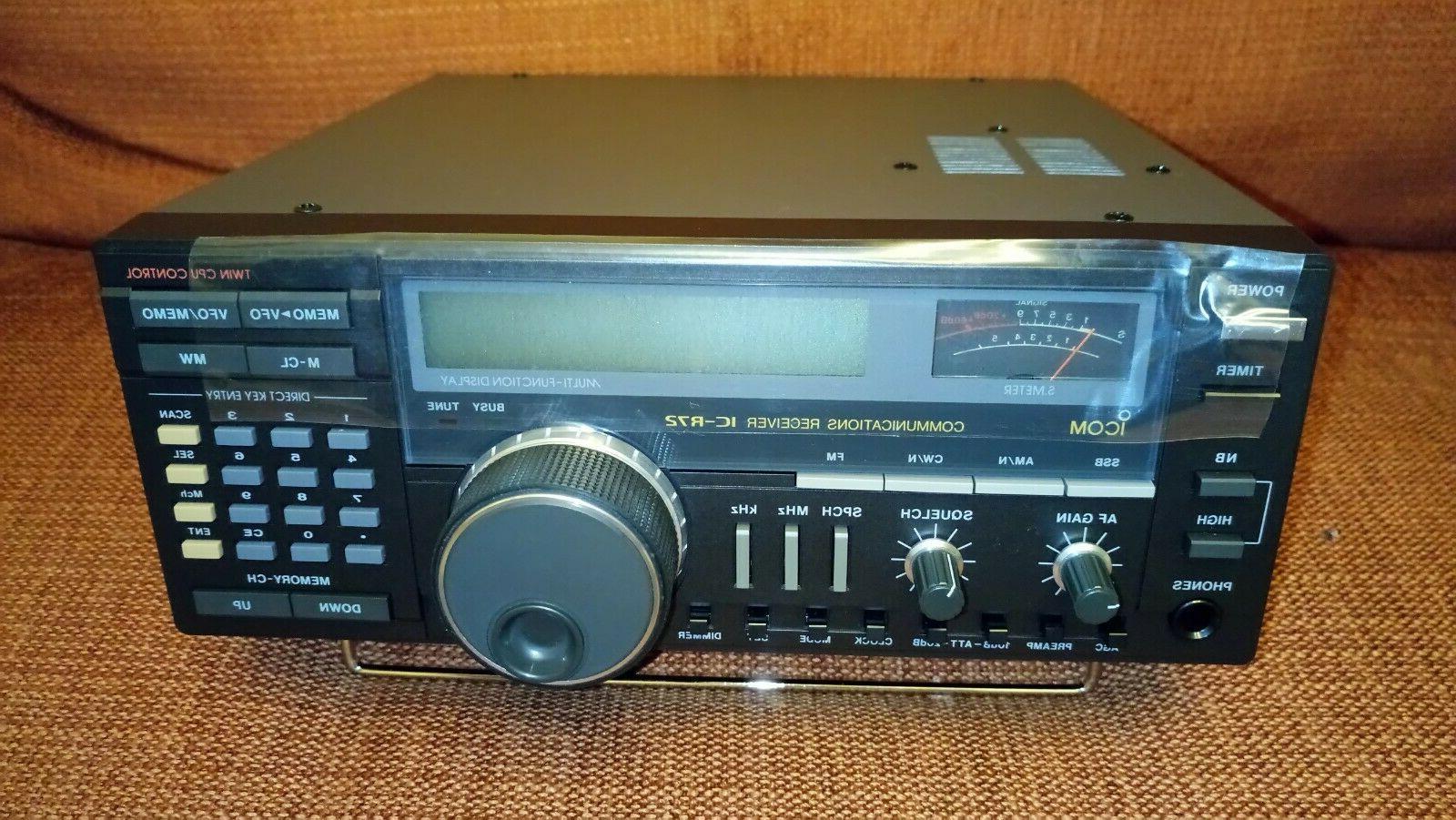 Brand New R72-DC COMMUNICATION