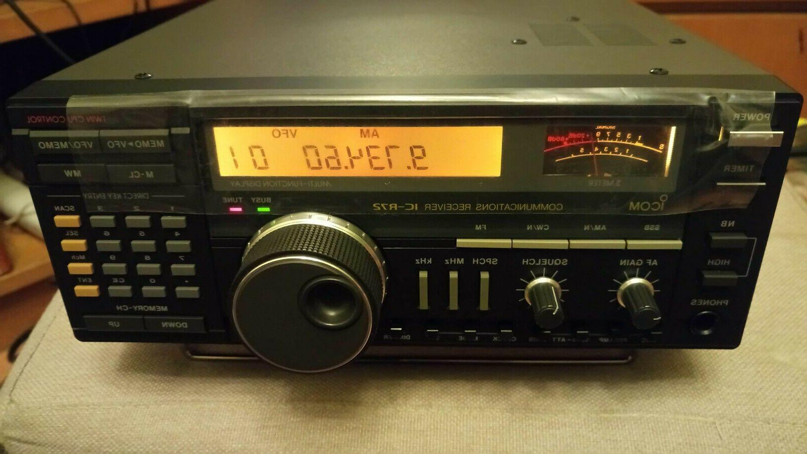brand new old stock r72 dc hf