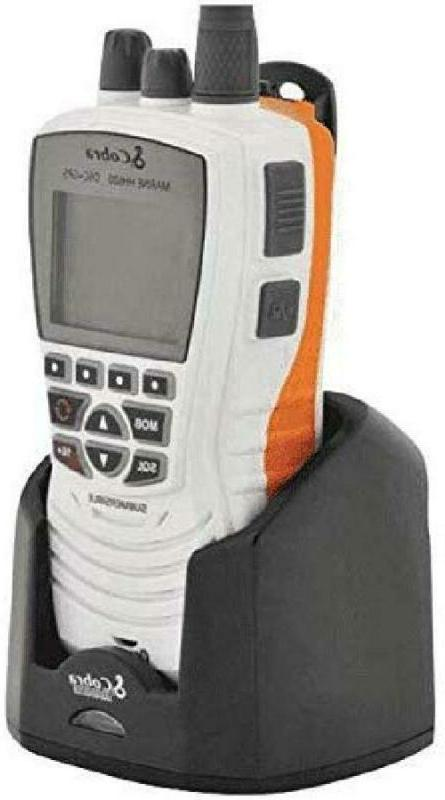 Cobra Gps Bt Marine Radio, Handheld, Rugged, Floatin