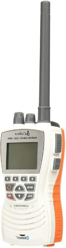 Cobra Cob-Mr Hh600W Flt Gps Bt Mrhh600 - Marine Radio, Handh