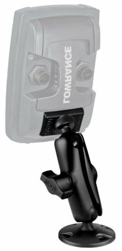 """RAM Composite Mount w/ 1"""" Ball Quick Release for Lowrance Ma"""