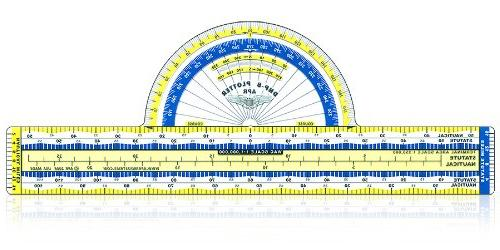 deluxe pocket navigation plotter
