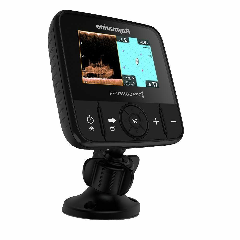 dragonfly 4 fishfinder gps combo