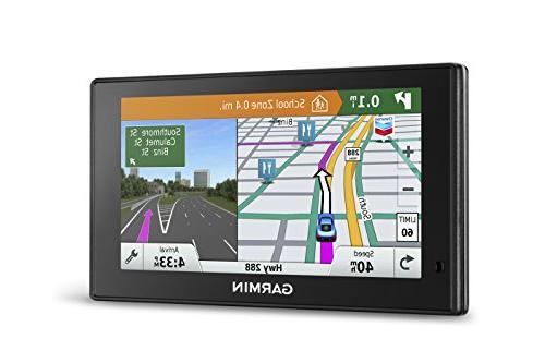 drivesmart 60lmt automobile portable gps