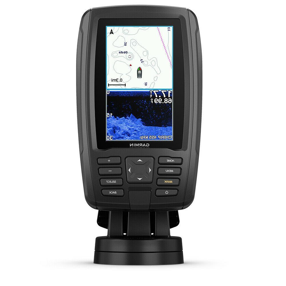 Garmin Echomap with transducer,