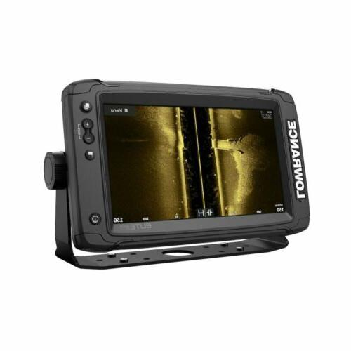Lowrance Elite Combo Imaging Fish Finder 000-14648-001