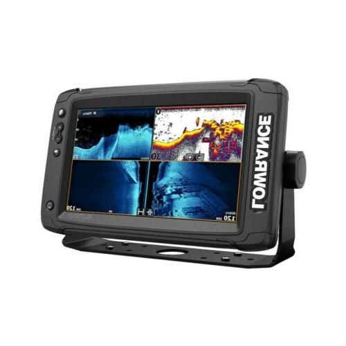 Lowrance Elite 9 Ti2 Fish Finder Chartplotter with US Inland