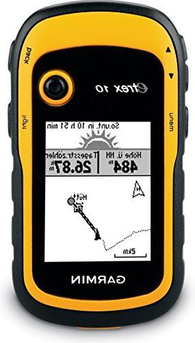 Garmin ETrex Handheld Navigation Unit - Black