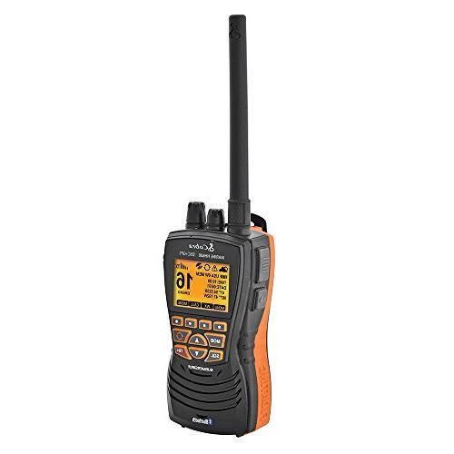 floating gps vhf radio w