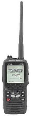 STANDARD HORIZON HX870 Floating Handheld Radio,VHF,6,Dot Mat