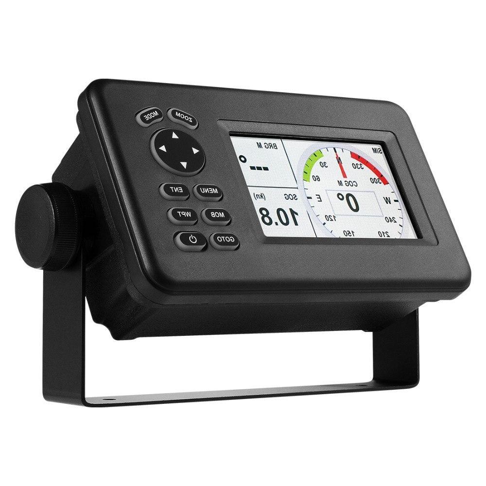 LCD Chart Plotter Class Combo <font><b>GPS</b></font> Navigator
