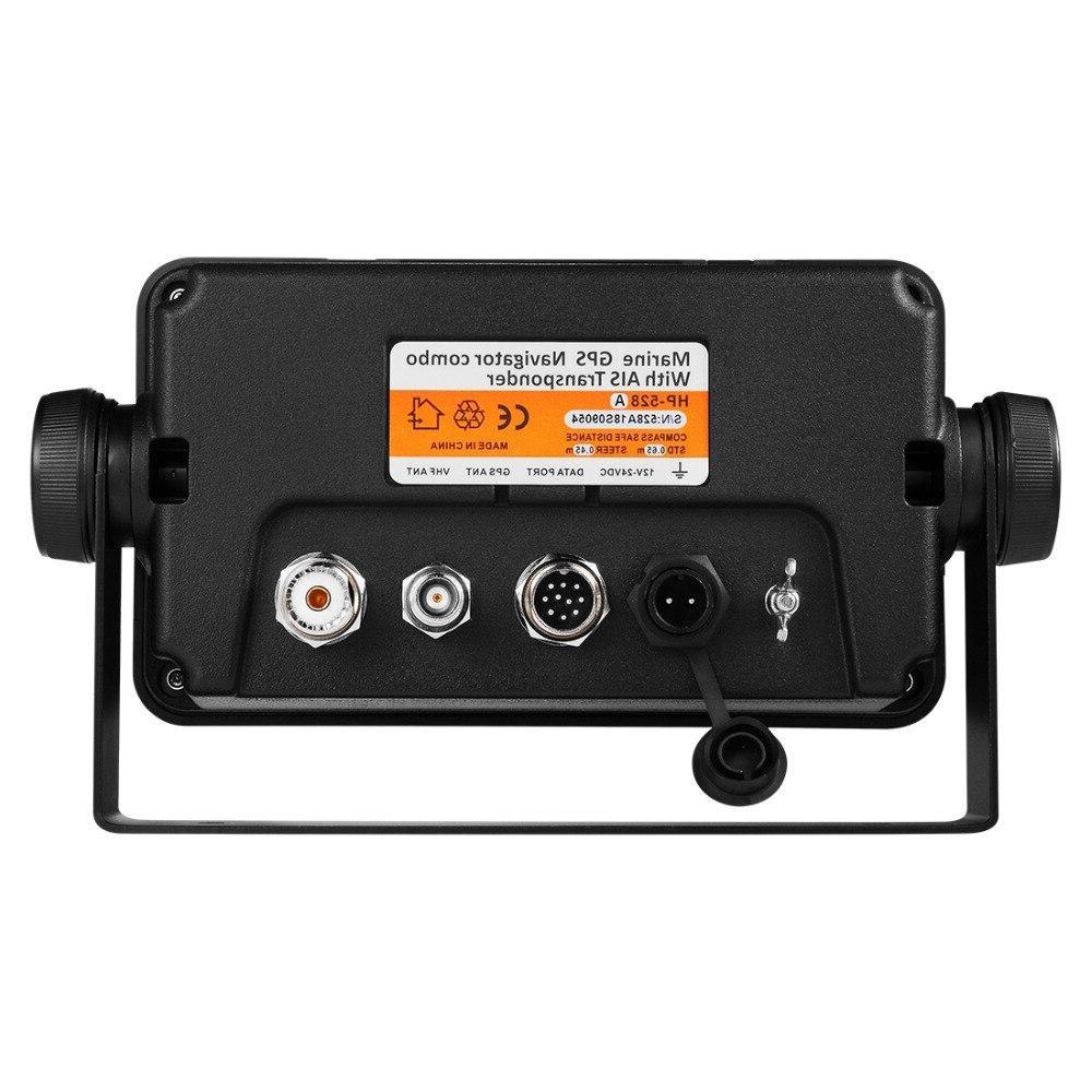 <font><b>Matsutec</b></font> 4.3-inch LCD Class AIS Combo High Sensitivity <font><b>Marine</b></font> <font><b>GPS</b></font> Navigator