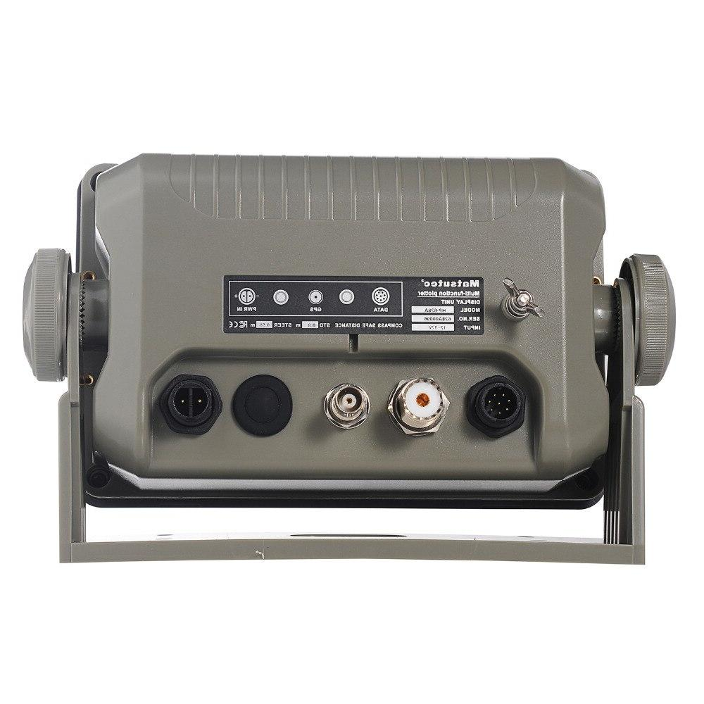 <font><b>Matsutec</b></font> HP-628A LCD Class B AIS Transponder Combo <font><b>Marine</b></font>