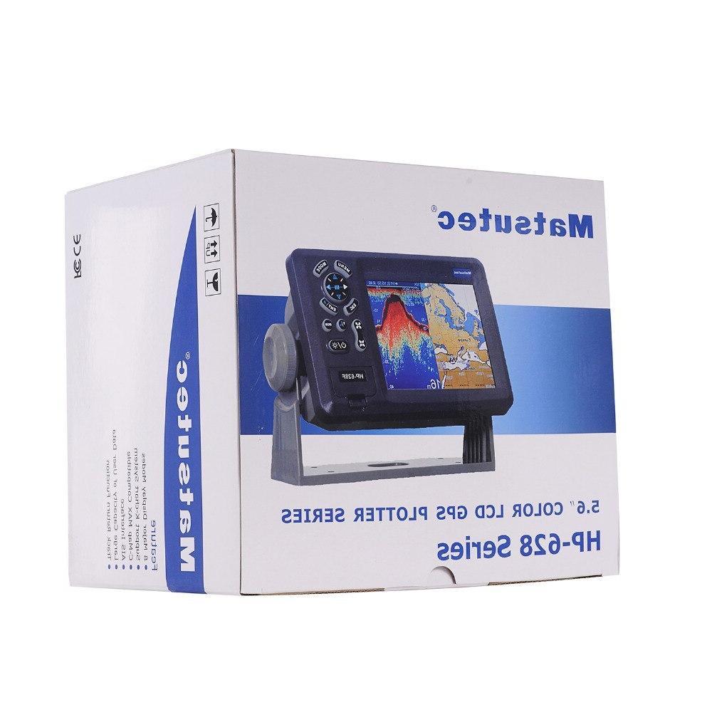 <font><b>Matsutec</b></font> Color LCD Transponder Combo Sensitivity <font><b>Marine</b></font>
