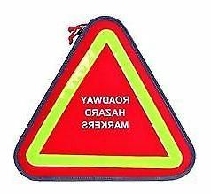 G.P.S. GPS-D1414PCR Roadway Hazzard Marker Deceit & Discreet