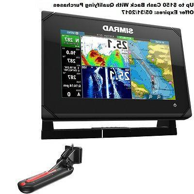 Simrad XSE Transducer GO7 XSE Chartplotter Fishfinder
