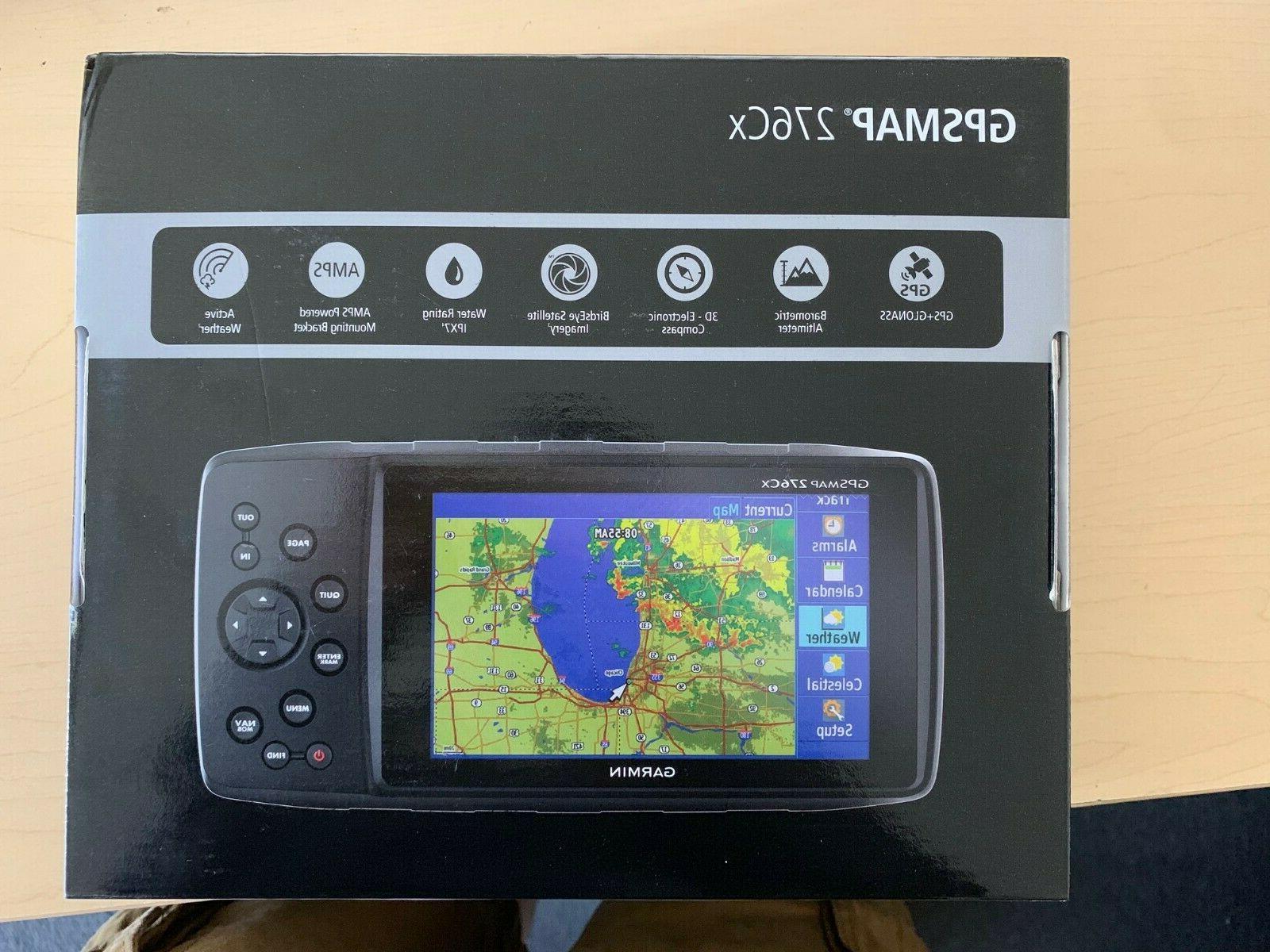 gpsmap 276cx all terrain gps navigator advanced