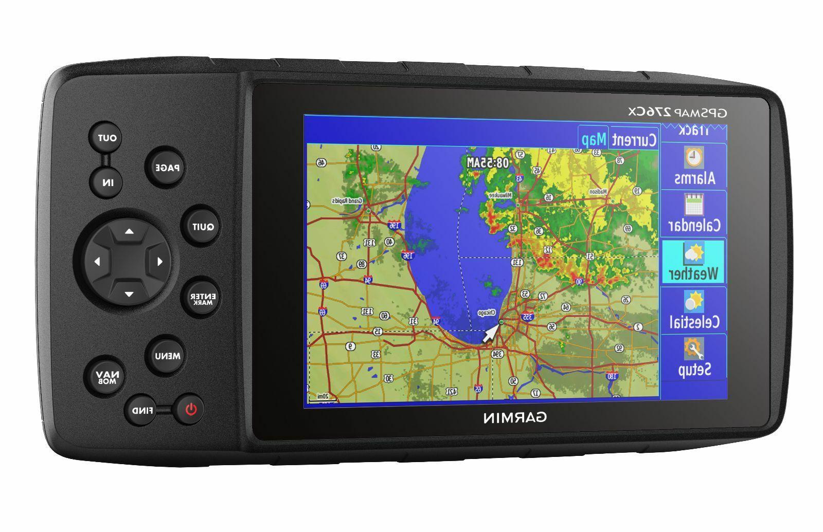 Garmin All-terrain GPS Navigator Advanced 010-01607-00