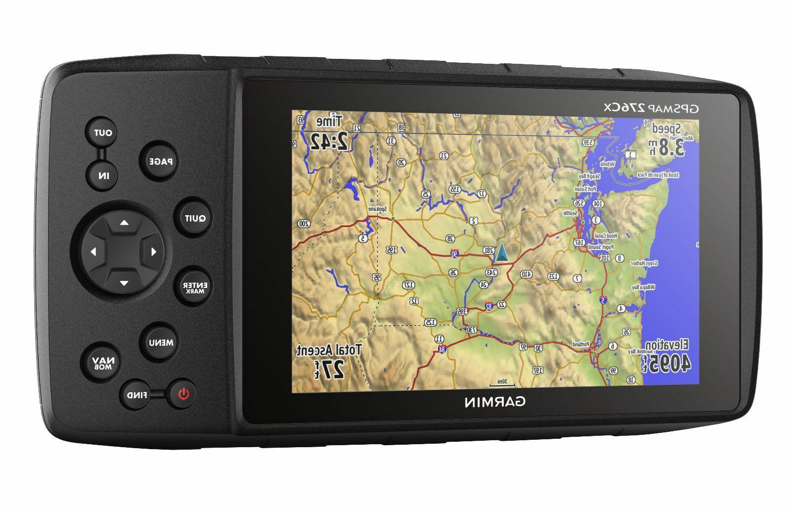 Garmin 276Cx GPS Navigator 010-01607-00