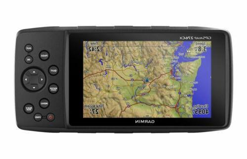 Garmin 276Cx All-terrain GPS Advanced 010-01607-00