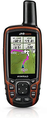 Garmin with High-Sensitivity GPS GLONASS Receiver