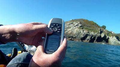 Garmin Gpsmap Waterproof Marine Gps W Basemap Boater