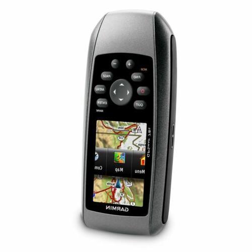 Garmin GPSMAP 78S GPS Wide Chartplotter