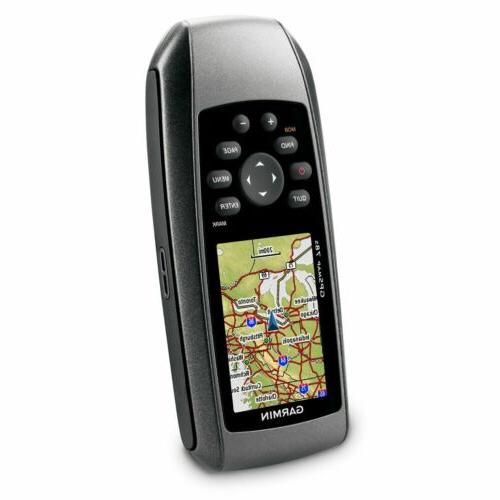 Garmin 78S GPS Navigator Wide Chartplotter