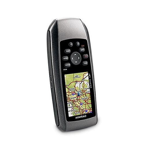 Garmin 78S Marine GPS Navigator and Wide Chartplotter