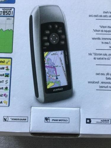 """Garmin GPSMAP 78sc Handheld W / 2.6"""""""