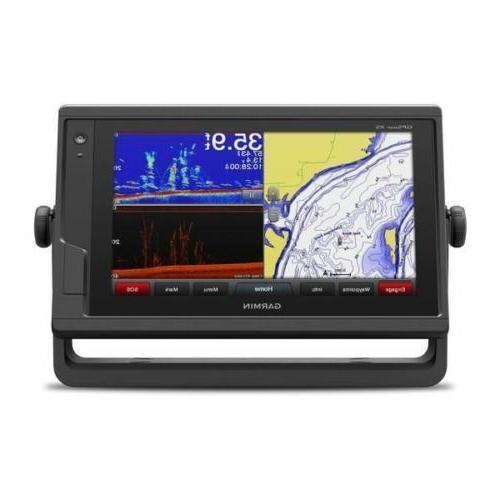 gpsmap touchscreen chartplotter sonar