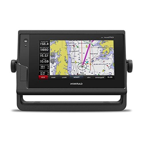 Garmin GPSMAP 742xs, and with 010-01738-03