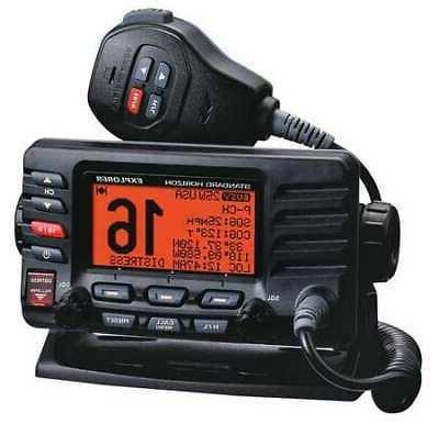 STANDARD HORIZON GX1800 25 Watt Explorer Fixed Mount Radio B