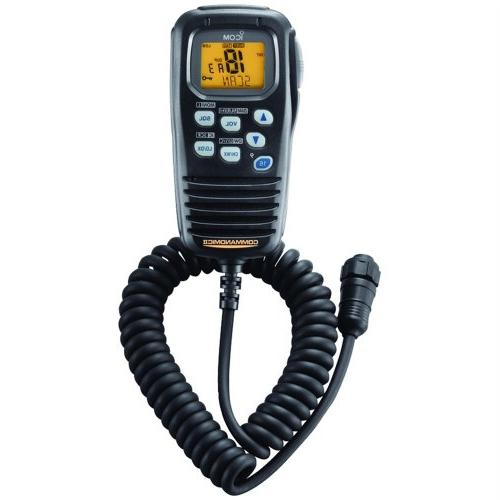handheld vhf radio microphone commandmicii