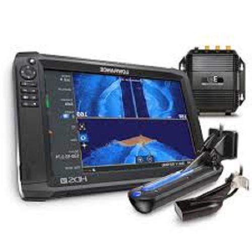 Lowrance 12 Carbon Fishfinder 3D Transducer