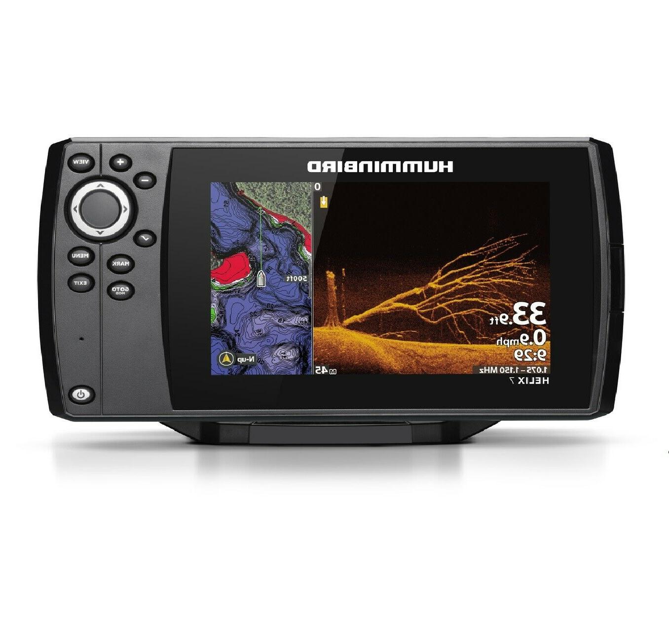 Humminbird CHIRP MDI Down Image Finder