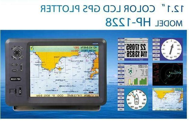 Matsutec Color LCD Marine GPS