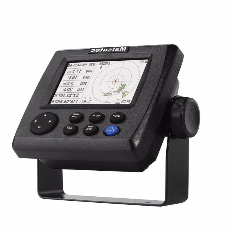"Matsutec 4.3"" Transponder High Marine GPS"