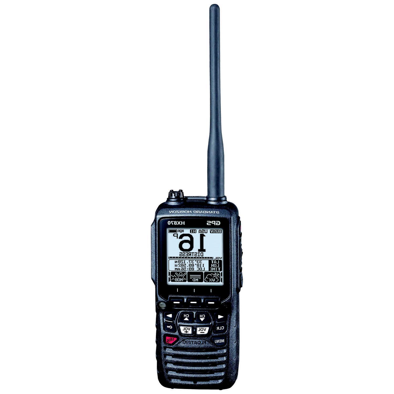6W with GPS
