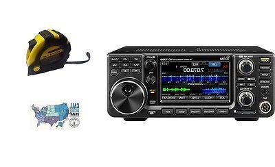 Icom IC-7300 100W HF Transceiver with FREE Radiowavz Antenna