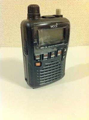 Icom IC-R6 Wide Band 0.100-1309.995MHz UNBLOCKED
