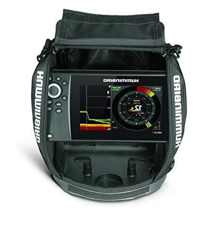 Humminbird 410980-1 410980-1 ICE Fishfinder Chirp GPS