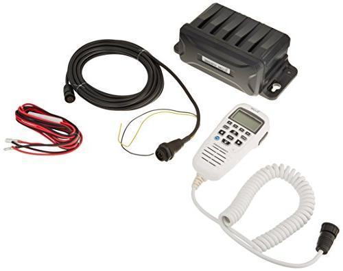 icom ic m400bb modular vhf marine radio black command mic