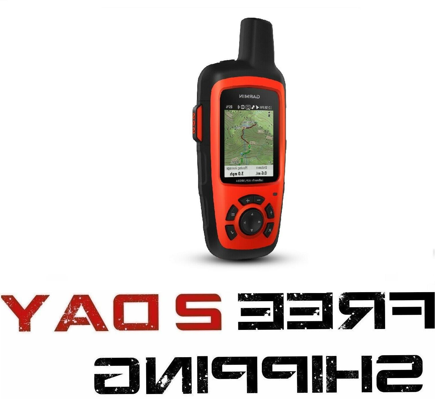 inreach explorer satellite communicators