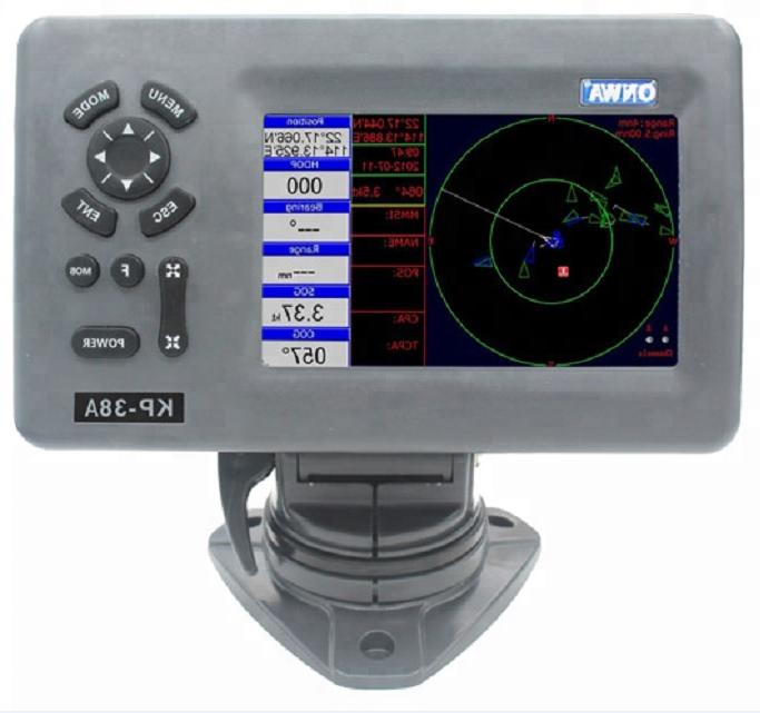 KP-38A ONWA 5-inch LCD With AIS