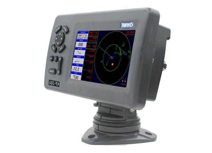 KP-38A 5-inch Marine LCD GPS Chart With