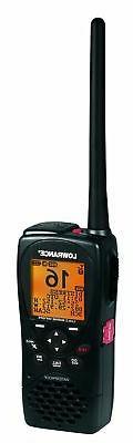 Lowrance Link-2 DSC VHF/GPS Handheld Marine Radio