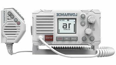 link 6 dsc vhf fixed mount radio